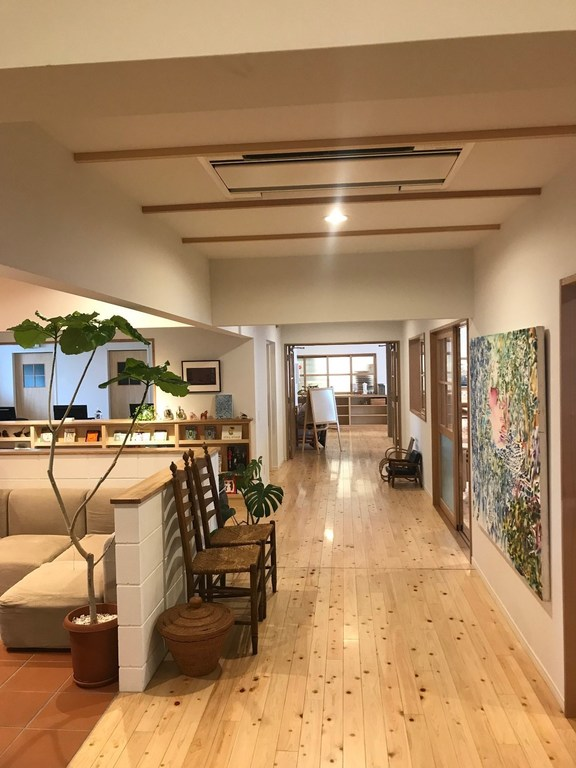 日本高齡者住宅銀木犀強調溫馨感的居家設計理念